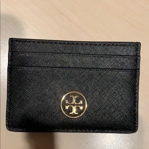 Tory Burch credit card wallet